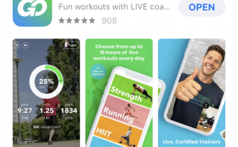 It's Go Time for Gixo – The Fitness App That Will Change Your Life